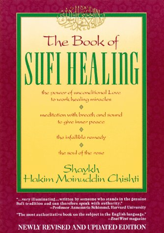 Book of Sufi Healing  N/A edition cover