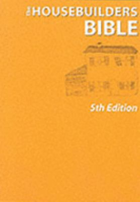 The Housebuilder's Bible N/A edition cover
