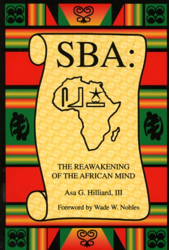 SBA : The Reawakening of the African Mind  1998 (Revised) edition cover