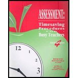ASSESSMENT:TIME-SAVING PROCEDU N/A edition cover