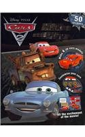 Cars 2 Make and Play:  2011 edition cover