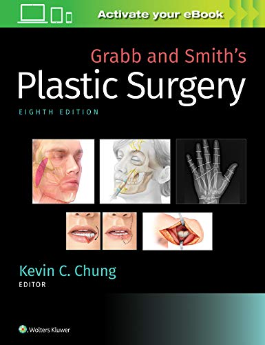 Grabb and Smith's Plastic Surgery:   2018 9781496388247 Front Cover