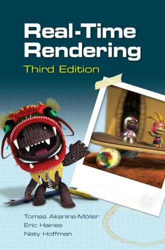 Real-Time Rendering  3rd 2008 (Revised) edition cover