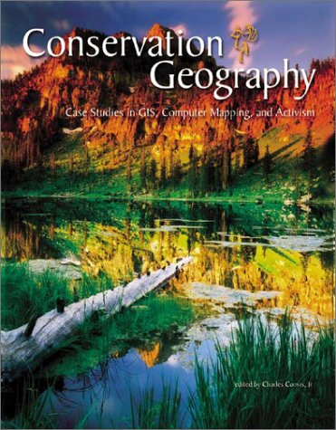 Conservation Geography   2001 edition cover