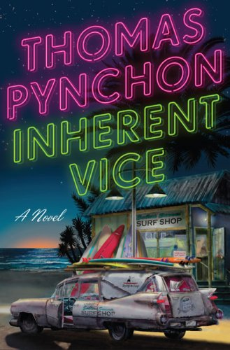 Inherent Vice   2009 edition cover