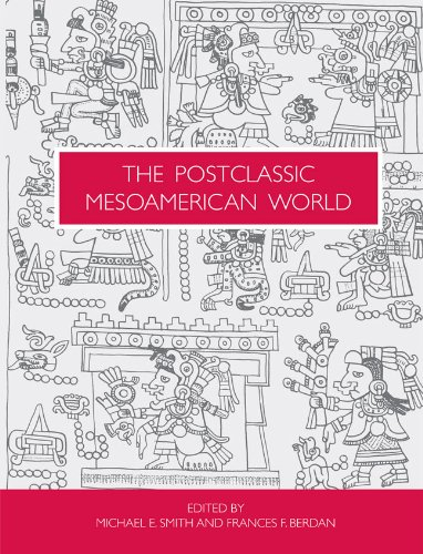 Postclassic Mesoamerican World  N/A edition cover