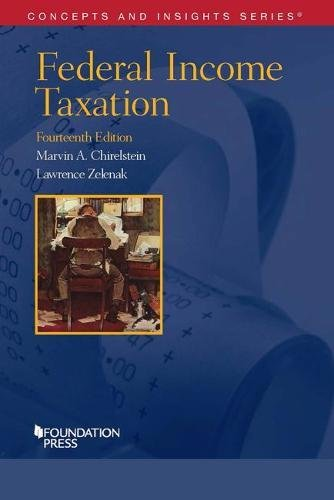 Federal Income Taxation  14th 2018 9781640208247 Front Cover