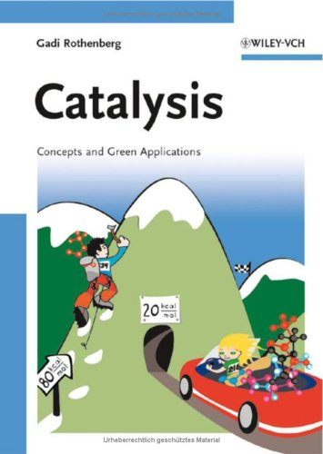 Catalysis Concepts and Green Applications  2008 edition cover