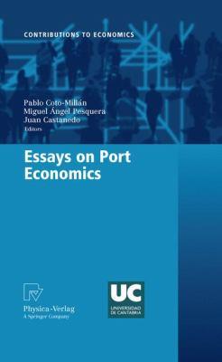 Essays on Port Economics   2010 9783790824247 Front Cover