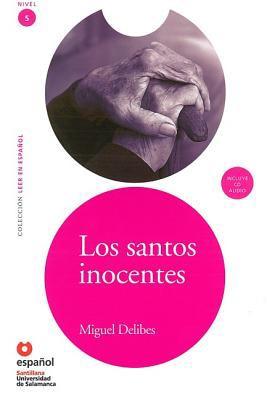 Los santos inocentes / The Innocent Saints:   2008 edition cover