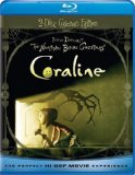 Universal Pictures Coraline (Blu-ray/DVD Combo + Digital Copy w/3D and 3D Glasses) [Blu-ray] System.Collections.Generic.List`1[System.String] artwork