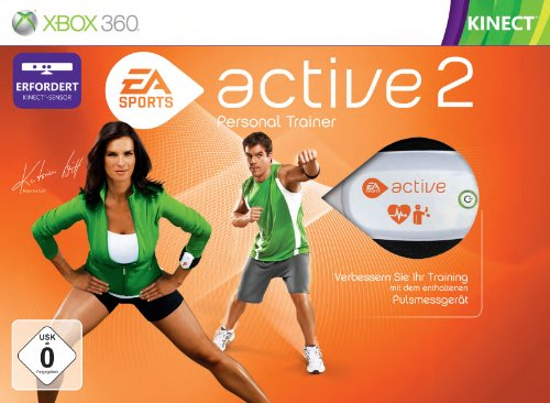 EA SPORTS Active 2 (Kinect erforderlich) Xbox 360 artwork