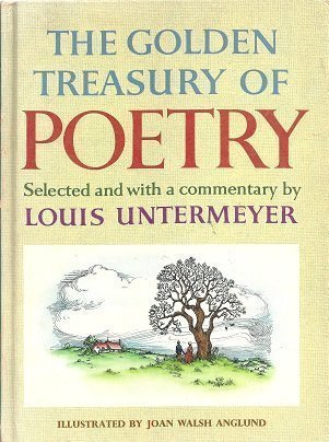 Golden Treasury of Poetry   1982 edition cover