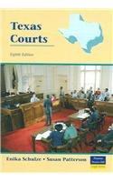Texas Courts  8th 2006 (Revised) edition cover