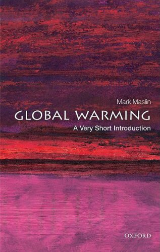 Global Warming  2nd 2008 9780199548248 Front Cover