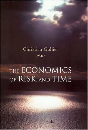 Economics of Risk and Time   2004 edition cover