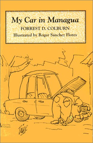 My Car in Managua   1991 edition cover