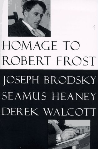 Homage to Robert Frost  N/A edition cover