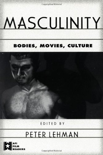 Masculinity Bodies, Movies, Culture  2001 edition cover