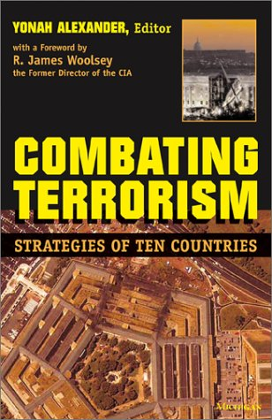 Combating Terrorism Strategies of Ten Countries  2002 9780472098248 Front Cover