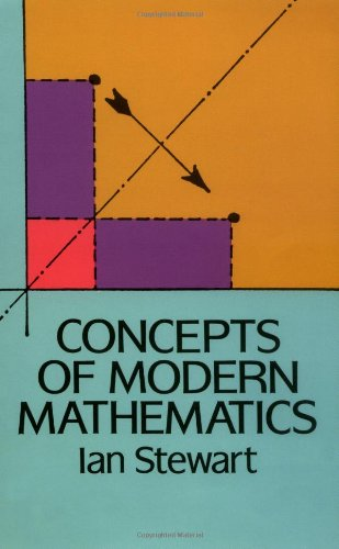 Concepts of Modern Mathematics   1995 (Revised) edition cover