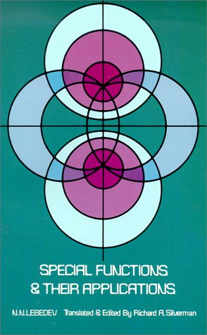 Special Functions and Their Applications   1972 (Revised) edition cover