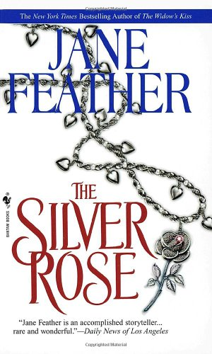 Silver Rose   1997 9780553575248 Front Cover