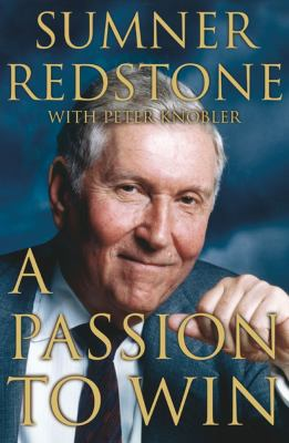 Passion to Win   2001 edition cover
