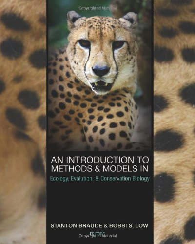 Introduction to Methods and Models in Ecology, Evolution, and Conservation Biology   2010 edition cover