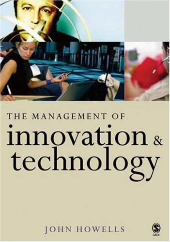 Management of Innovation and Technology   2005 9780761970248 Front Cover