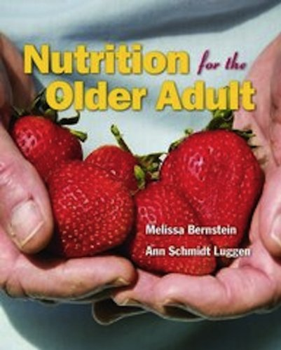Nutrition for the Older Adult   2010 edition cover