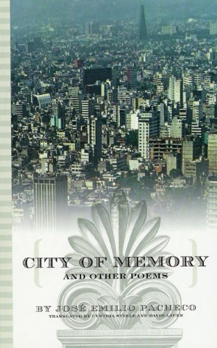 City of Memory and Other Poems  N/A edition cover