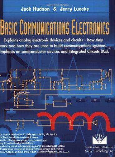 Basic Communications Electronics 2nd 1999 edition cover