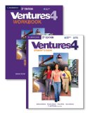 Ventures, Level 4  2nd 2013 edition cover