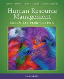 Human Resource Management: Essential Perspectives  2015 edition cover