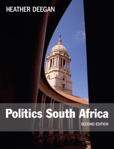 Politics South Africa  2nd 2011 (Revised) edition cover