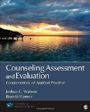 Counseling Assessment and Evaluation Fundamentals of Applied Practice  2015 9781452226248 Front Cover