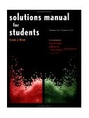 Solutions Manual for Students to Accompany Physics for Scientists and Engineers 4th 9781572595248 Front Cover