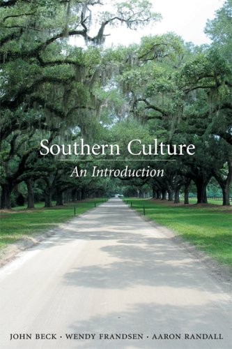 Southern Culture An Introduction  2007 edition cover