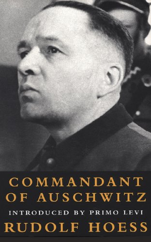 Commandant of Auschwitz  2nd 2000 edition cover