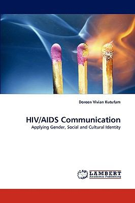 Hiv/Aids Communication N/A 9783838341248 Front Cover