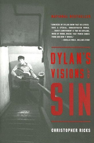 Dylan's Visions of Sin   2003 edition cover