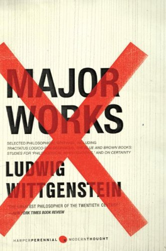 Major Works Selected Philosophical Writings N/A edition cover