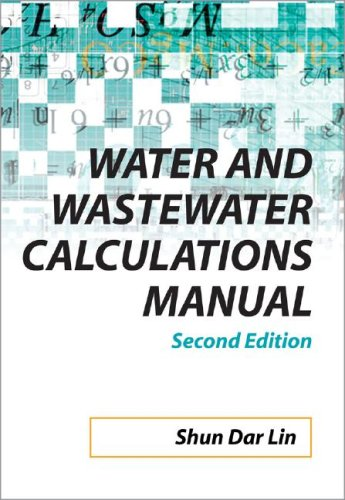 Water and Wastewater Calculations Manual  2nd 2007 (Revised) edition cover