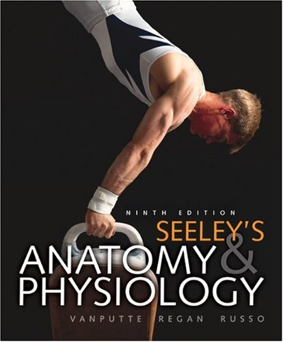 Anatomy and Physiology  9th 2011 edition cover