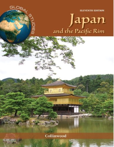 Global Studies: Japan and the Pacific Rim  11th 2013 edition cover