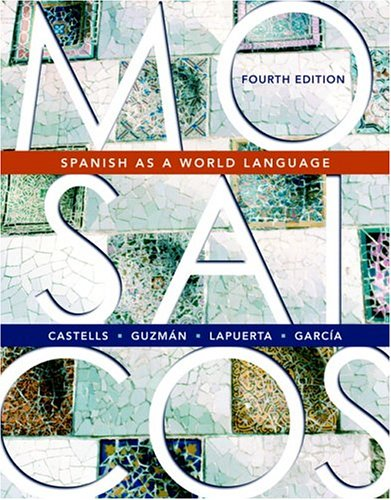 Spanish As a World Language  4th 2006 (Revised) edition cover