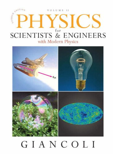 Physics for Scientists and Engineers  4th 2008 9780136139249 Front Cover