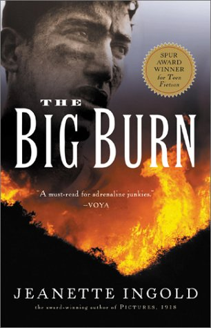 Big Burn Teddy Roosevelt and the Fire That Saved America  2003 edition cover