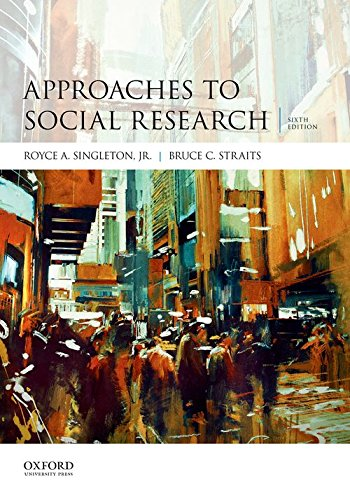 Approaches to Social Research:   2017 9780190614249 Front Cover